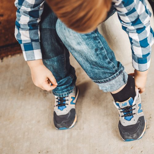 #MomHack: Frustration-Free Laces