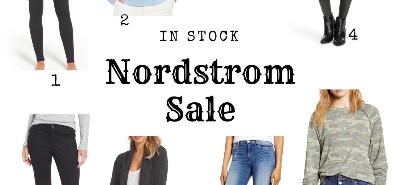 Nordstrom Sale 2019